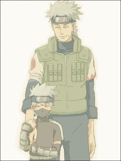 Qui est le père de Kakashi ?