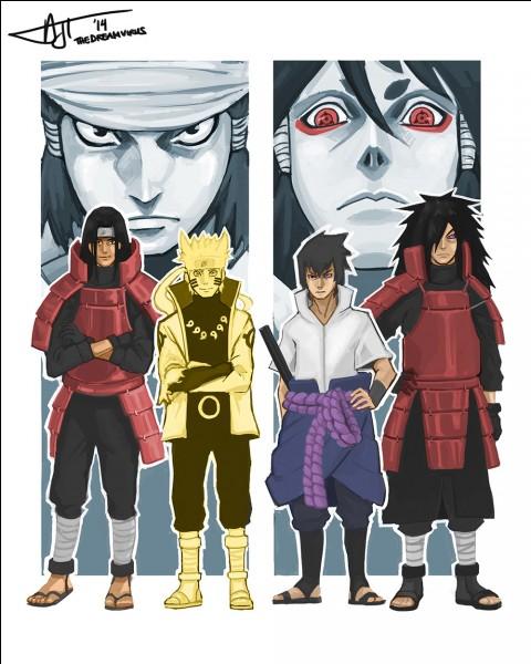 Qui sont les ancêtres du clan Senju et Uchiwa ?