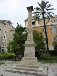 Quel est ce monument niçois ?