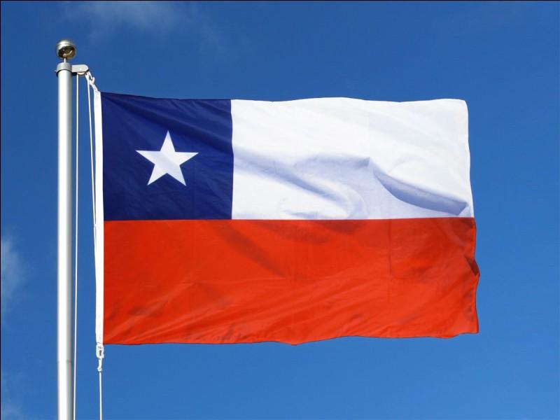 Quel pays est représenté par ce drapeau ?