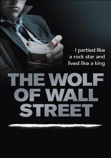 """""""Le Loup de Wall Street"""" est un film interprété par Leonardo DiCaprio."""