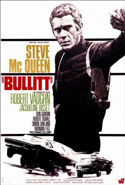 """""""Bullitt"""" est un film dans lequel a joué Jacqueline Bisset."""