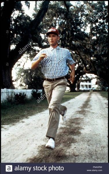 """Forrest Gump"" est un long-métrage interprété par Tom Hanks."