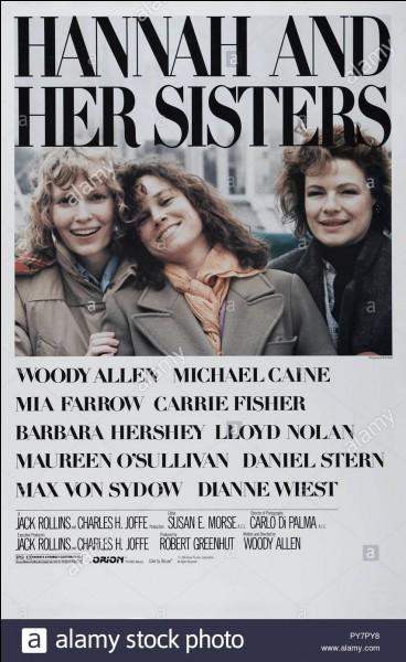 """""""Hannah et ses soeurs"""" est un film écrit et réalisé par les frères Coen."""