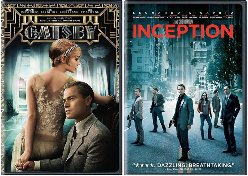 """Inception"" est un long-métrage joué par Matt Damon."