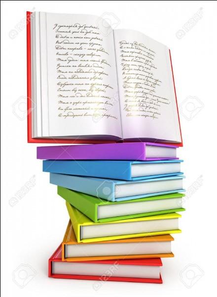 Toujours en poésie, comment se nomme une strophe de quatre vers ?