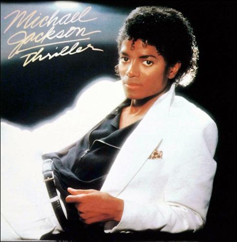 """Le premier single de l'album """"Thriller"""" était un duo avec un chanteur célèbre. Lequel ?"""