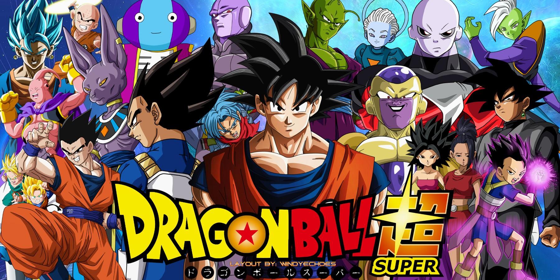 Dragon Ball (Z et Super)