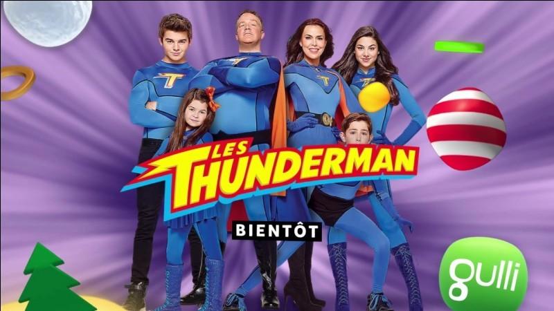 Connais-tu bien ''Les Thunderman'' ?