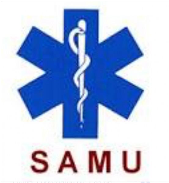 Quel est le numéro du SAMU ?