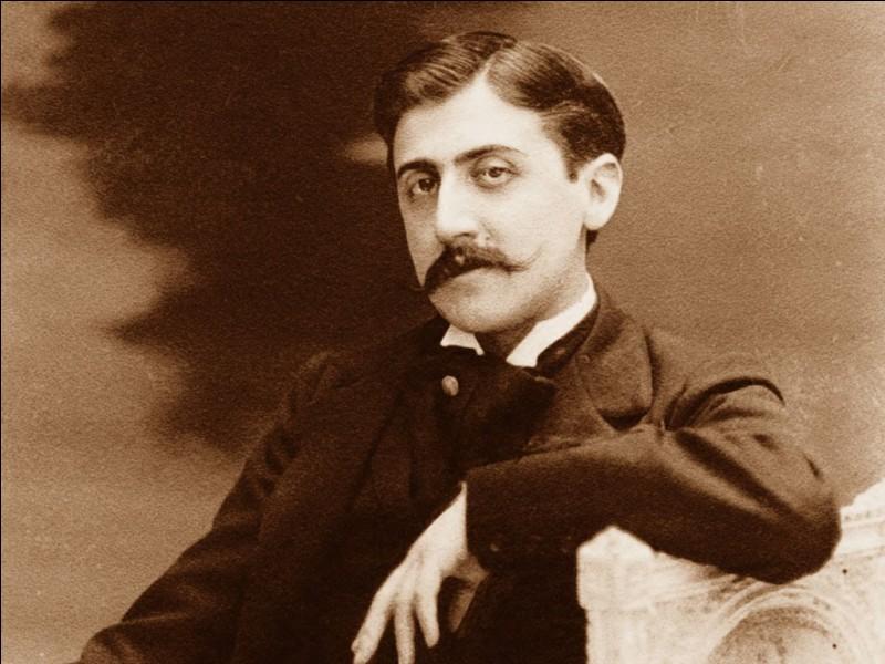 Marcel Proust aimait fréquenter le Grand Hôtel de...