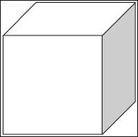 Si le volume d'un cube est de 27, quelle est la longueur d'un côté ?