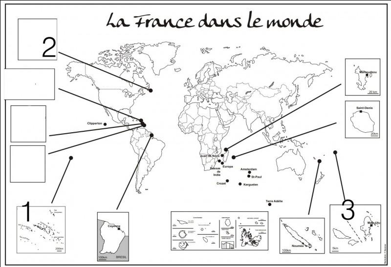 Où se trouve Saint-Pierre et Miquelon ?