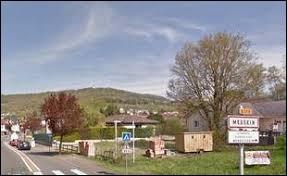 Après vous avoir fait voir Montcuq, je vous montre Messein. Commune Meurthe-et-Mosellane, elle se situe en région ...