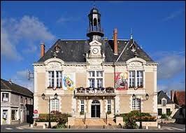 J'ai dit à une personne pas très sympathique, casse-toi à Vatan. Mais comme elle est nulle en géographie, aidez-là. Elle doit se rendre dans le Centre-Val-de-Loire, dans le département ...