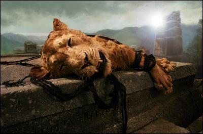 Est-ce que la sorcière a tué le lion Aslan ?