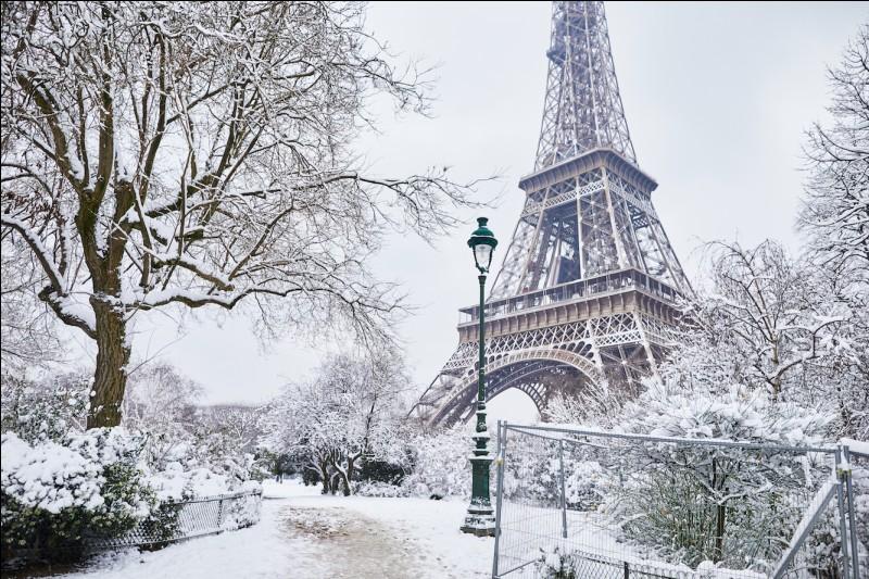 """Quelle langue a donné le mot """"neige"""" ?"""