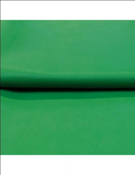 "Comment dit-on ""vert"" ?"