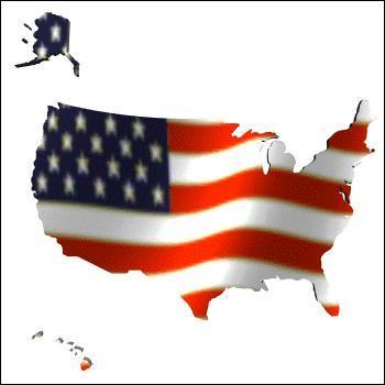 Lequel de ces Etats américains a une frontière avec l'Alaska ?