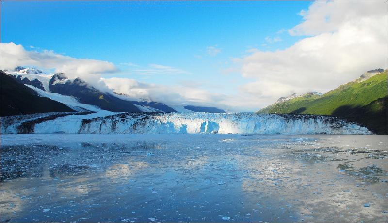 Comment appelle-t-on ces vallées glaciaires très profondes se prolongeant en-dessous du niveau de la mer et remplies d'eau salée ?