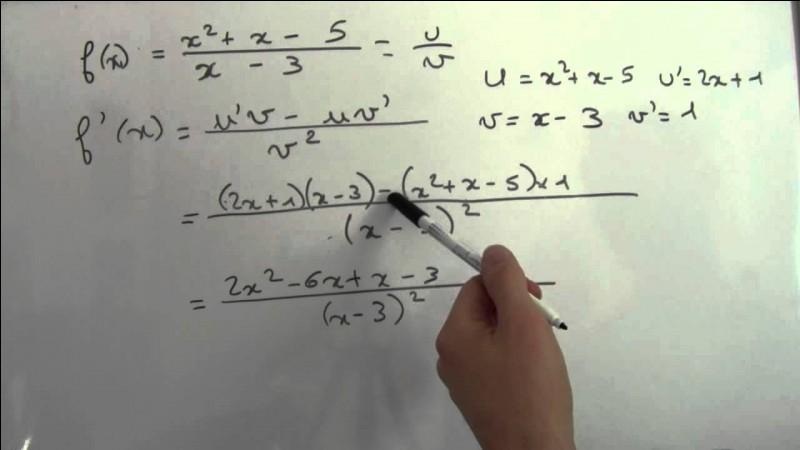 Un peu de mathématiques pour finir : lequel de ces théorèmes n'existe pas ?