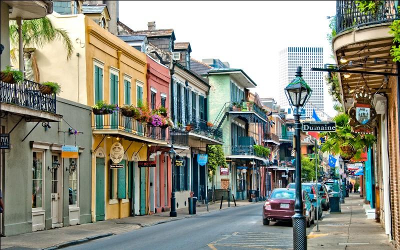Quel style de musique est né à la Nouvelle-Orléans ?