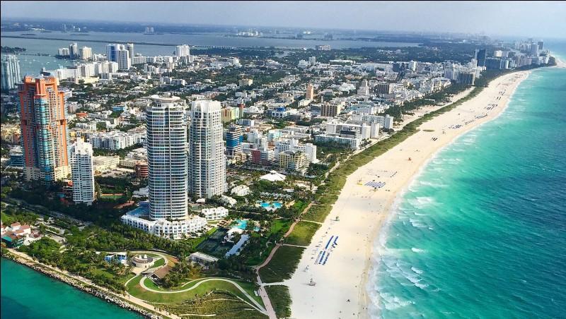 Où se situe Miami ?