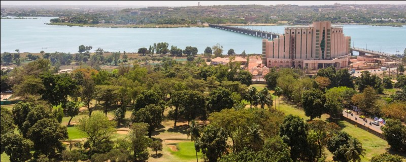 Où se situe Bamako ?