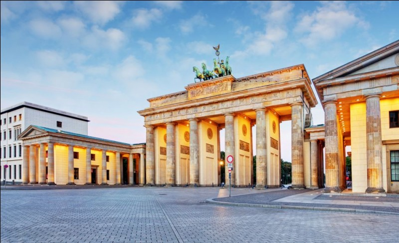 Où se situe Berlin ?