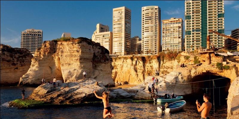 Où se situe Beyrouth ?