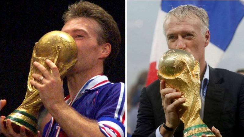 Et enfin pour finir comment s'appelle l'entraîneur avec qui la France a été championne et qui est lui-même champion du monde en tant que joueur ?