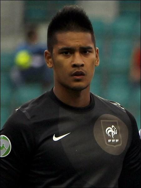 Je suis né le 27 février 1993 à Paris, gardien numéro 3 de l'équipe de France et gardien du PSG.