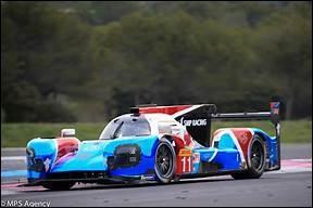 Quel pilote du SMP Racing détient la plus grande pointe de vitesse du circuit ?