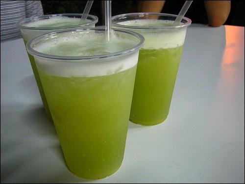 Jus obtenu par broyage de la canne à sucre, il est la base du rhum agricole.
