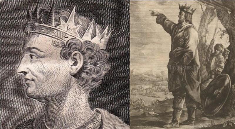 Attention, voici LA question qui va faire « râler » certains « quizzeurs ».Si l'on se base sur certains textes historiques (probablement inexacts) ou sur des statues d'un monument historique aujourd'hui disparu sous sa forme originelle (Palais de Justice de Paris), quel est le premier roi des Francs ?