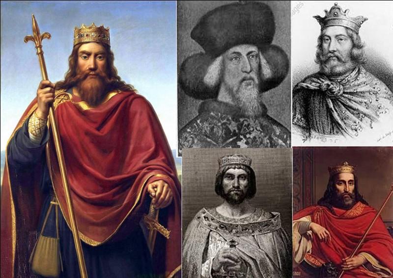 Mort du roi !A l'aube de la Royauté en France, c'est la dynastie mérovingienne qui est assise sur le trône. Viens le jour où le roi mérovingien meurt ! Il va falloir le « remplacer » !Pendant cette période dynastique, comment était décidée la succession au trône ?