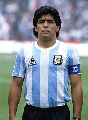 Qui est cet ancien joueur argentin ?