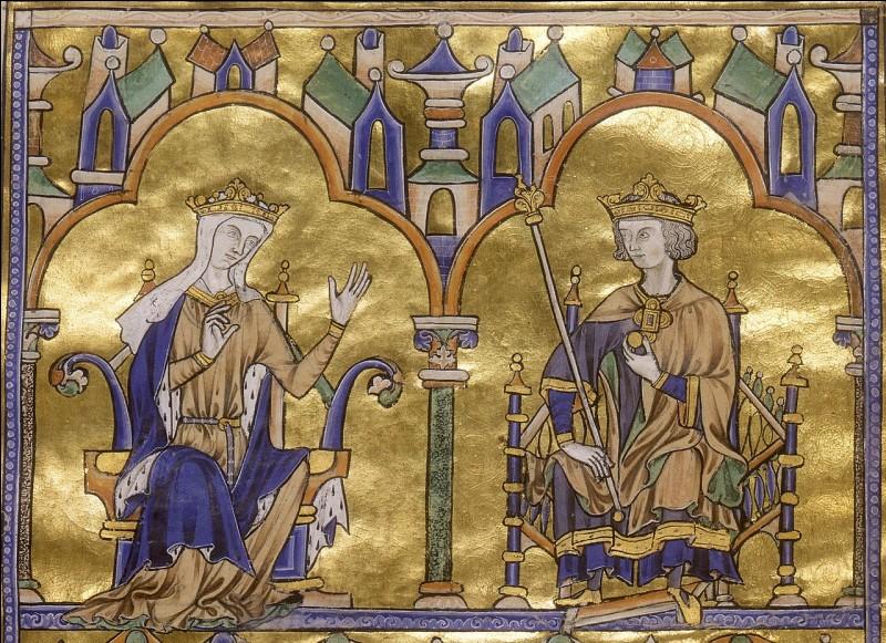 Quel roi a été surnommé Saint Louis ?