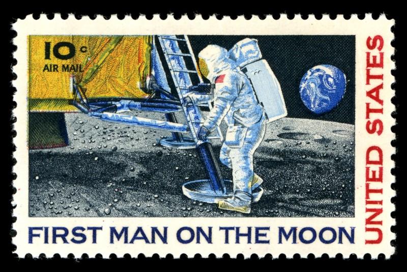 Au cours de quelle mission spatiale Neil Amstrong a-t-il posé le pied sur la Lune le 21 juillet 1969 ?