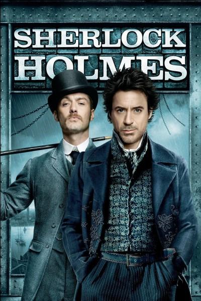"Qui a écrit ""Sherlock Holmes"" ?"