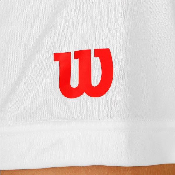 Quel est ce logo de raquettes de tennis ?
