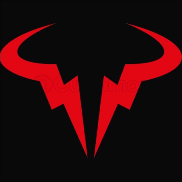 Quel est ce logo qui appartient à un sportif ?