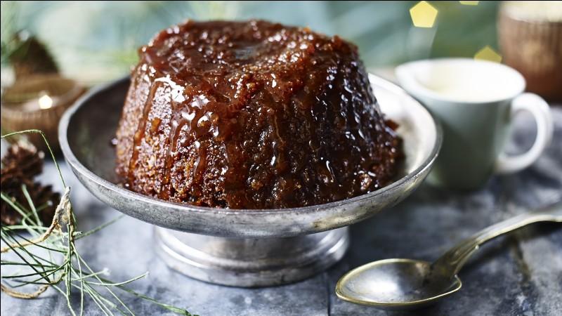Mon dessert préféré est le pudding. Je suis...