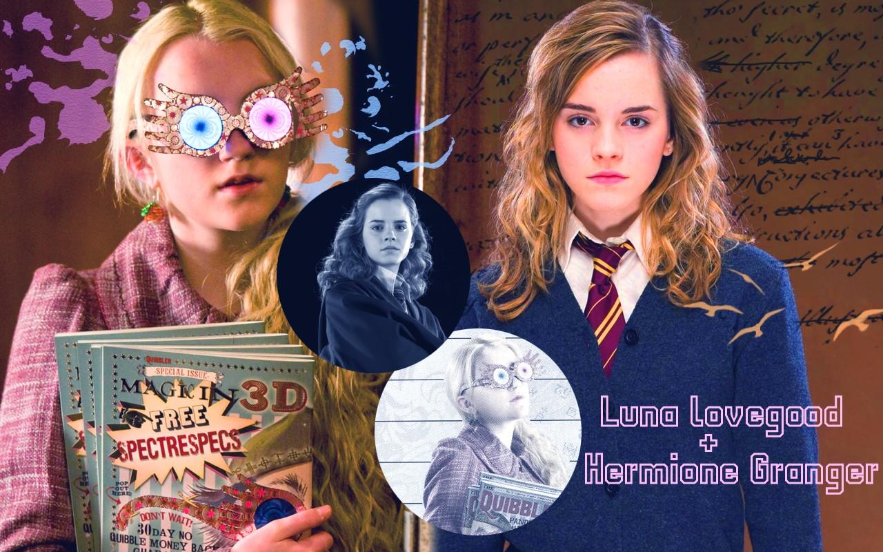 Luna ou Hermione ?