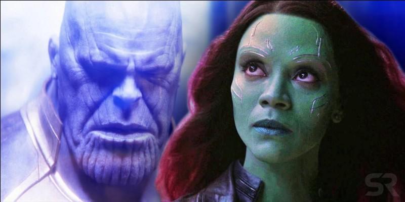 Que Thanos doit-il faire pour récupérer la Pierre de l'Âme ?