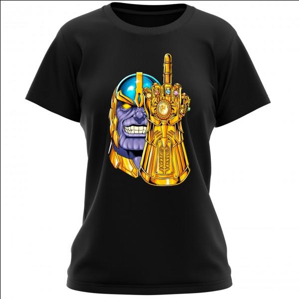 Que veut faire Thanos avec les 6 Pierres d'Infinité ?