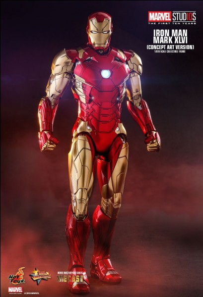 Quelle glace, Tony Stark aime-t-il ?