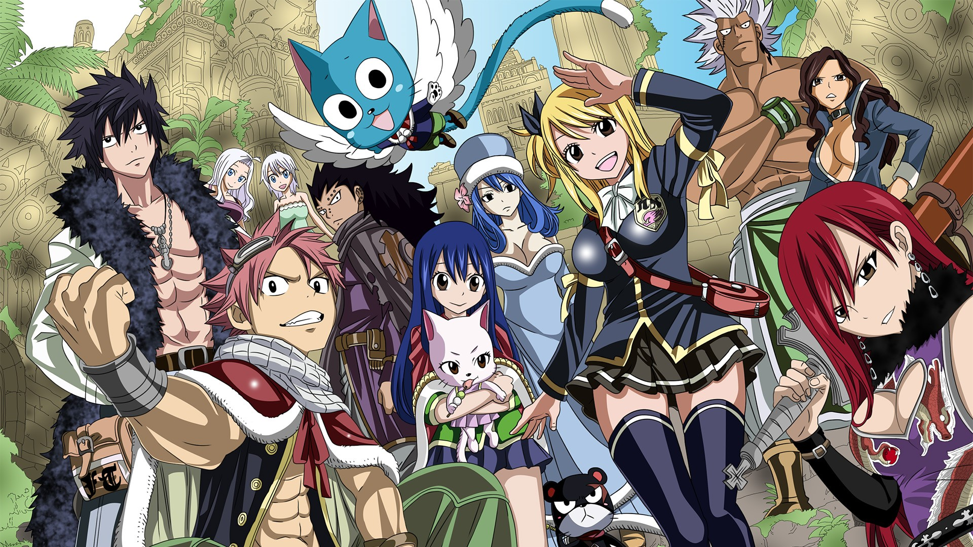 ''Fairy Tail''