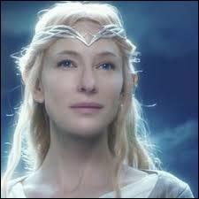 Quel âge a Galadriel quand elle a quitté la Terre du Milieu ?
