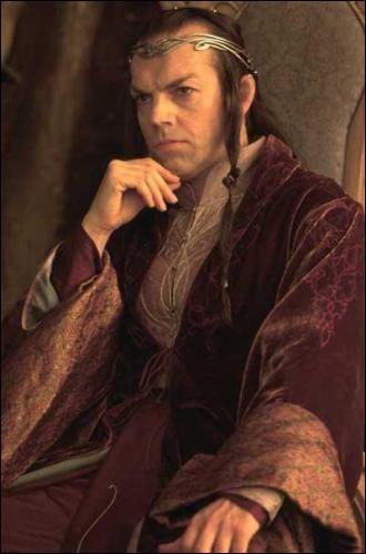 Quel âge a Elrond quand lui aussi a quitté la Terre du Milieu ?